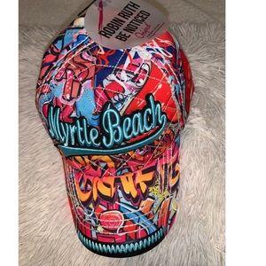 Myrtle beach Dad Hat